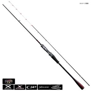 シマノ(SHIMANO) セフィア エクスチュ-ン メタルスッテ B606MH-S 37449 鉛スッテ用ロッド
