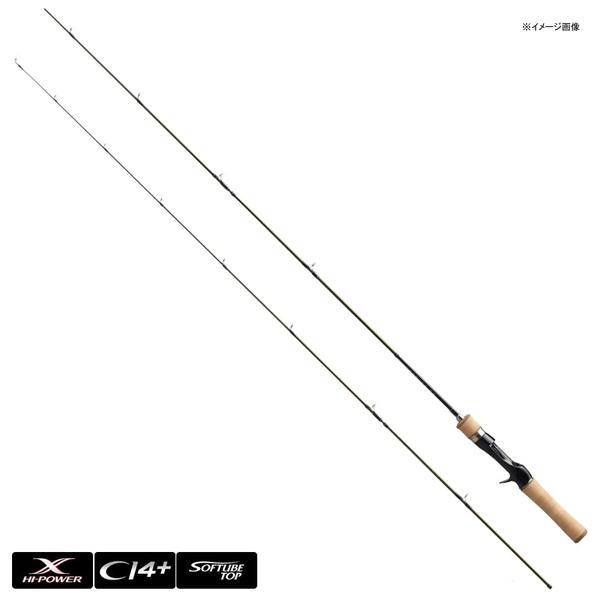 シマノ(SHIMANO) カーディフ NX B64L 37225 2ピース