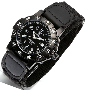 Smith&Wesson(スミス&ウェッソン) SWISS TRITIUM 357 SERIES TACTICAL WATCH sww-357-n