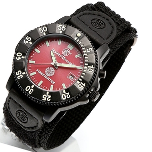 Smith&Wesson(スミス&ウェッソン) 455 FIRE FIGHTER WATCH POLICE SERIES sww-455f
