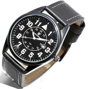 【送料無料】Smith&Wesson(スミス&ウェッソン) CIVILIAN WATCH BLACK(シビリアン ウォッチ) ブラックxホワイト sww-6063