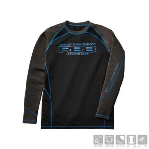 リバレイ RBB RBB 防蚊UVラッシュガード 8762 フィッシングシャツ