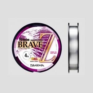 ダイワ(Daiwa) フィネス ブレイブ Z 160m 04625512 ブラックバス用フロロライン