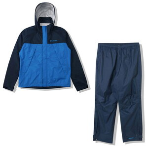 Simpson Sanctuary Rainsuit Men's L 425(Columbia Navy)