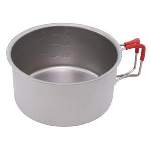 EVERNEW(エバニュー) Ti570 Cup EBY278R チタン製マグカップ