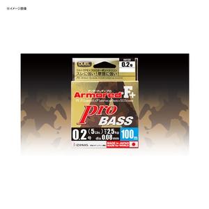 デュエル(DUEL) ARMORED F+ Pro バス 100m H4156