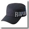 Rapala(ラパラ) カモ パッチ ロゴ メッシュ ワーク キャップ