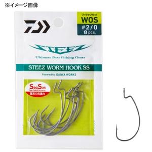 ダイワ(Daiwa) スティーズ ワームフック SS・WOS 07206872