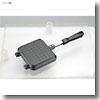 キャプテンスタッグ(CAPTAIN STAG) キャストアルミ ホットサンドトースター IH対応