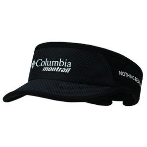 Columbia Montrail(コロンビア モントレイル) ナッシングビーツアトレイル ランニングバイザーIIライト ワンサイズ 010(Black) XU0010