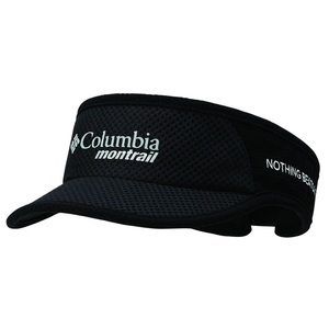 Columbia Montrail(コロンビア モントレイル) ナッシングビーツアトレイル ランニングバイザーIIライト XU0010