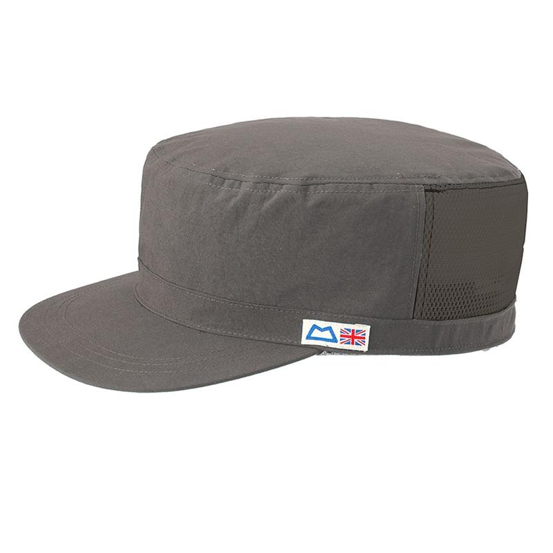 マウンテンイクイップメント(Mountain Equipment) Classic Mesh Cap ワンサイズ チャコール 423099