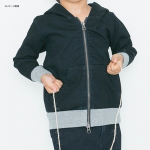 【送料無料】DEEPERS WEAR(ディーパーズウエア) ONE SWING PARKA KIDS S1 INDIGO OS150006