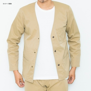 【送料無料】DEEPERS WEAR(ディーパーズウエア) FAST-PASS ENGINEER JACKET Men's 5(Men L) BEIGE FP160028