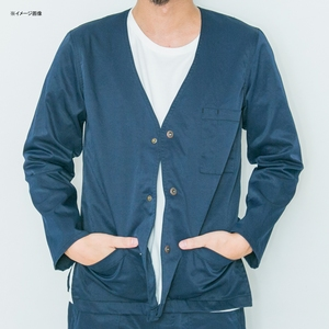 【送料無料】DEEPERS WEAR(ディーパーズウエア) FAST-PASS ENGINEER JACKET Men's 4(Men M) NAVY FP160028