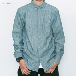DEEPERS WEAR(ディーパーズウエア) HANDS UP SHIRT Women's 1(Women S) INDIGO HU150004