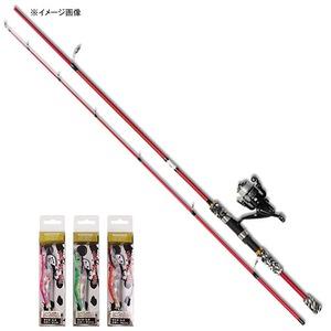 OGK(大阪漁具)初めてのエギング入門セット 7.6ft