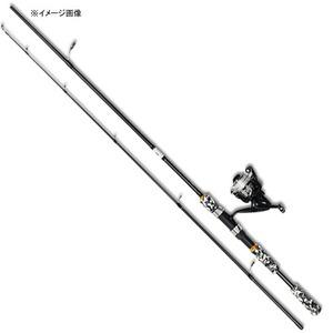 OGK(大阪漁具) 初めての海のルアー竿セット 8.0ft HJMULS80 8フィート以上