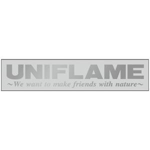 ユニフレーム(UNIFLAME) UFステッカー 690055