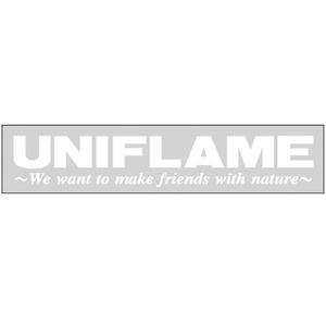 ユニフレーム(UNIFLAME) UFステッカー 690079