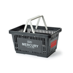 MERCURY(マーキュリー) マーケット バスケット ブラック MEMABABK