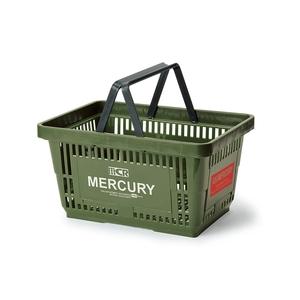 MERCURY(マーキュリー) マーケット バスケット カーキ MEMABAKH