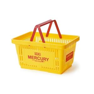 MERCURY(マーキュリー) マーケット バスケット イエロー MEMABAYE