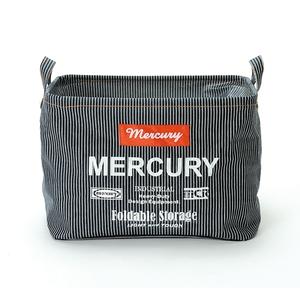 MERCURY(マーキュリー) ヒッコリー レクタングルバケツ M MEHIRBM