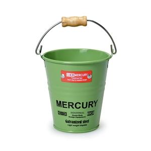 MERCURY(マーキュリー) ブリキミニバケツ カーキ MEBUMBKH