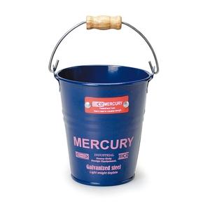 MERCURY(マーキュリー) ブリキミニバケツ ネイビー MEBUMBNV