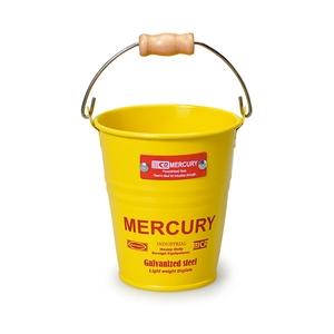 MERCURY(マーキュリー) ブリキミニバケツ イエロー MEBUMBYE