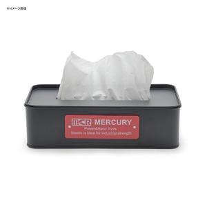 MERCURY(マーキュリー) ブリキティッシュボックス マットブラック MEBUTBMB