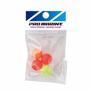 プロマリン(PRO MARINE) AGV123 蛍光発泡玉 6号