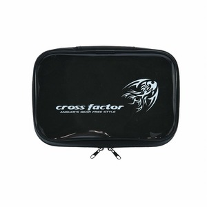 クロスファクター(CROSS FACTOR) EVAスリットシステムケース AEM700 ジグバッグ