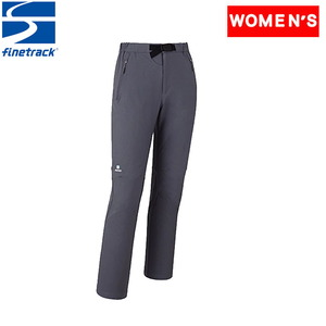 【送料無料】ファイントラック(finetrack) カミノパンツ Women's M FG(フォギーグレー) FBW0111