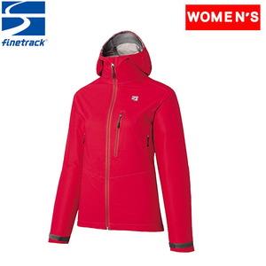 ファイントラック(finetrack) エバーブレスフォトンジャケット Women's FAW0321 レディース防水ハードシェル