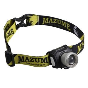 【送料無料】MAZUME(マズメ) Focus One Limited フリー ブラック MZAS-301-01