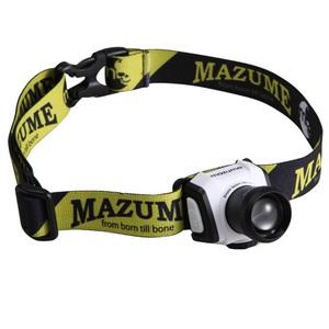 【送料無料】MAZUME(マズメ) Focus One Limited フリー ホワイト MZAS-301-02