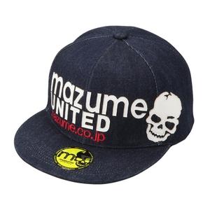 MAZUME(マズメ) FLAT CAP デニム MZCP-300-02 帽子&紫外線対策グッズ