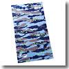 アブガルシア(Abu Garcia) フィッシュカモ ネックサンガード 2 フリー ブルー