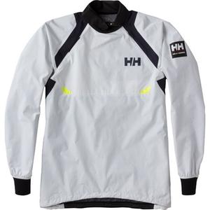 【送料無料】HELLY HANSEN(ヘリーハンセン) HH11702 RACING SMOCK TOP L W(ホワイト)