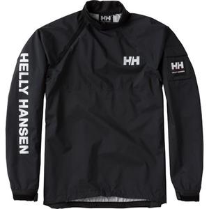 【送料無料】HELLY HANSEN(ヘリーハンセン) HH11703 TEAM SMOCK TOP 2 XS KO(ブラックオーシャン)