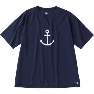 HELLY HANSEN(ヘリーハンセン) HW61711 W S/S ANCHOR TEE HW61711 レディース速乾性半袖Tシャツ