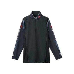 ダイワ(Daiwa) DE-7207 スペシャル ウィックセンサー ジップアップ長袖メッシュシャツ 04517972 フィッシングシャツ