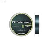 PE パフォーマンス+Si 120m 1号/13lb ナチュラルグリーン