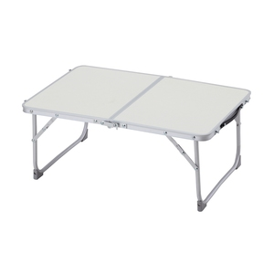 BUNDOK(バンドック) コンパクトテーブル シルバー BD-231
