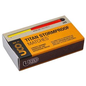 UCO(ユーコ) タイタン ストームプルーフマッチ 24163 喫煙具アクセサリー