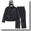 Simpson Sanctuary Rainsuit Men's M 010(Black)