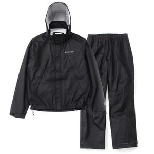 Simpson Sanctuary Rainsuit Men's XL 010(Black)