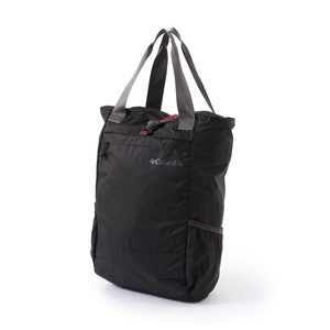 【送料無料】Columbia(コロンビア) Hines Spire Packable 2Way Bag 22L 010(BlackxShark) PU8112